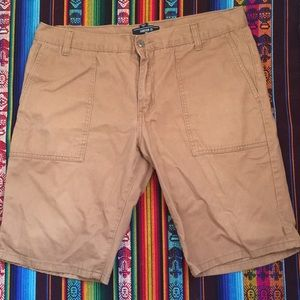 Forever 21 Brown Shorts
